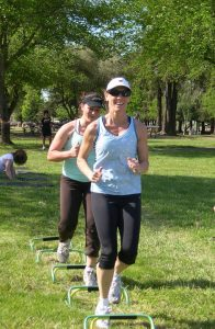 Napa Boot Camp at Kennedy Park