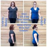 Staci 20 Pound Weight Loss Challenge Napa Valley