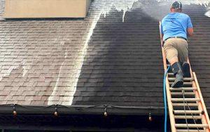 Soft Washing Roof Nashville