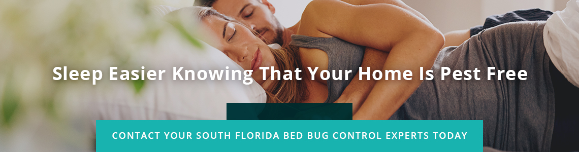 Sleep Easier Knowing That Your Home Is Pest Free