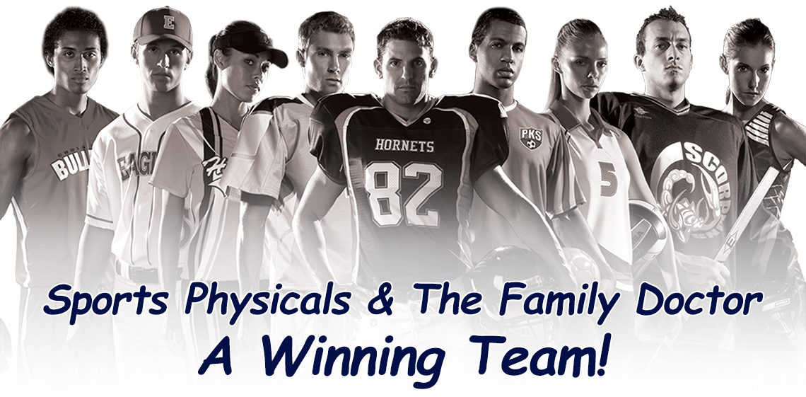 Family Doctor Sports Physicals