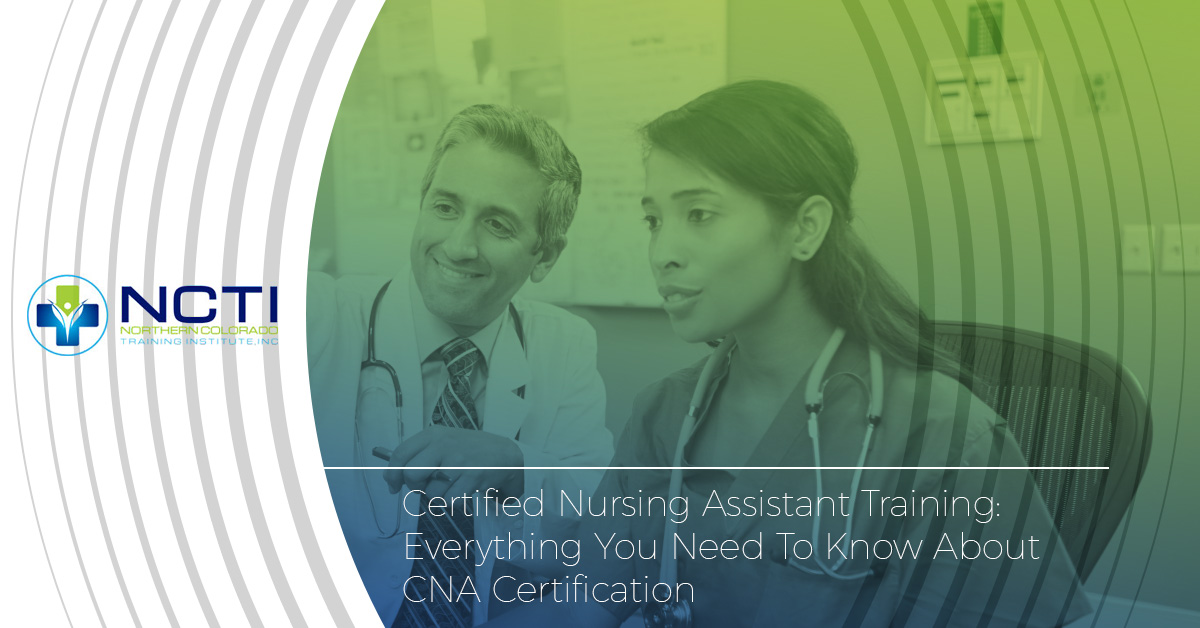Certified Nursing Assistant Training Is Cna Certification For You