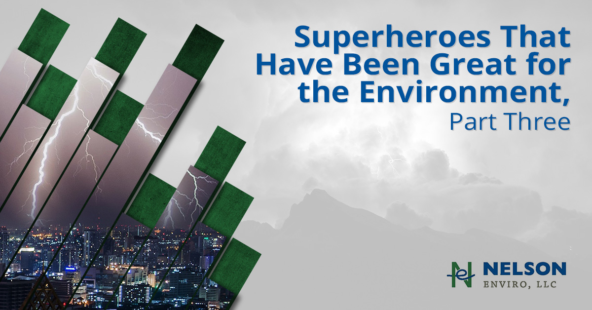 Superheroes That Have Been Great For The Environment