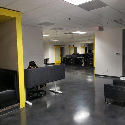 Innovative office renovation