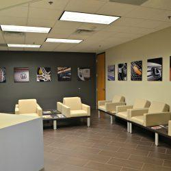 Waiting room remodel