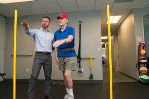 treating Parkinsons disease with physical therapy