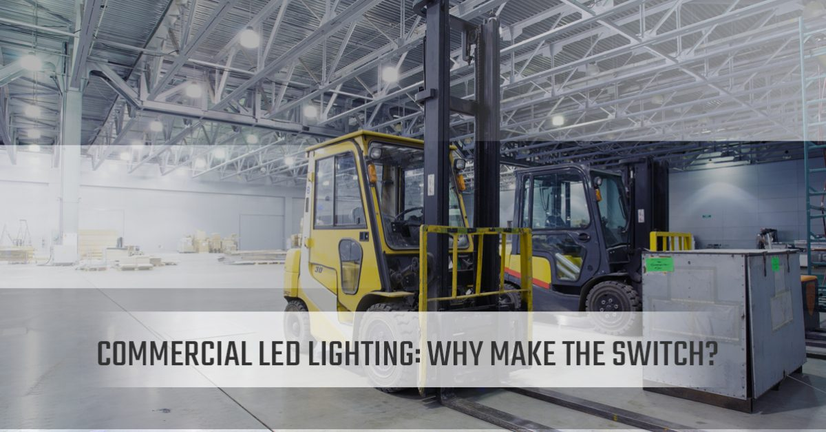 Commercial LED Lighting Longmont: Why Should Your Colorado ...