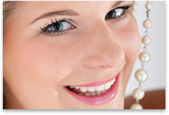 Keep your pearls white with our cosmetic dentistry