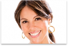 Tooth whitening makes your smile pop!