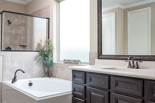 Custom Mirrors Houston Let Us Install Your New Bathroom Mirror
