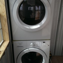 Free Washer/Dryer