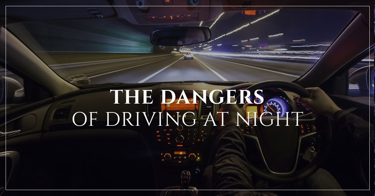 Affordable Hotel Lincoln - The Dangers of Driving at Night | New