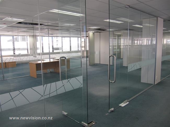 Office Wall and Partition Installation