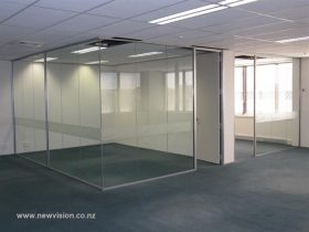 Glass Fitouts Office Design