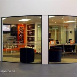 Glass Fitout