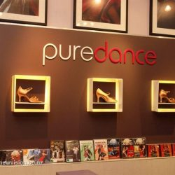 Dance Supply Store Display