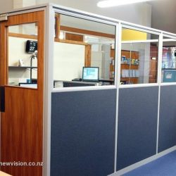 Wood office Fit out