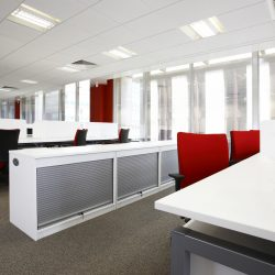 White Office Fitout