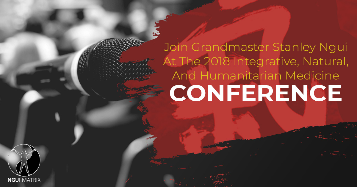 Join Grandmaster Stanley Ngui At The 2018 Conference