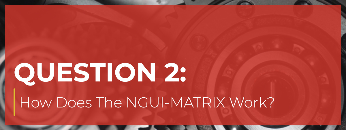 How Does The NGUI-MATRIX Work