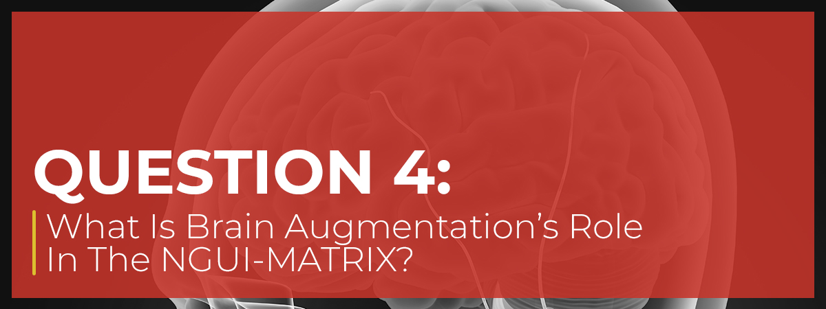 What is Brain Augmentation's Role In The NGUI-MATRIX