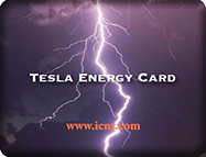 The Tesla Energy Card