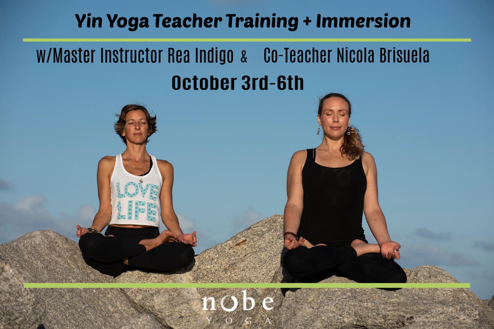 Yin Yoga in Miami Beach