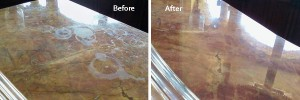 Marble and Stone Refinishing