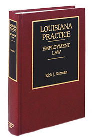 Louisiana Employment Law - Commercial Law