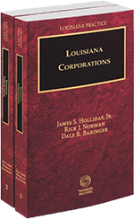 Louisiana Corporations - Business Law
