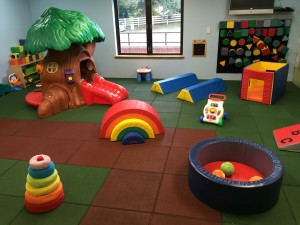 The Toddler Muscle Room (Toddler Play Room)