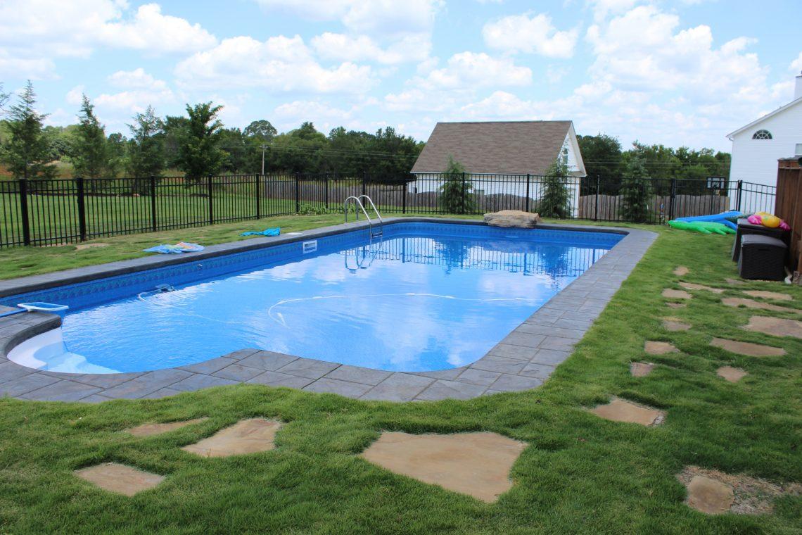 above ground pools gainesville fiberglass poolsdawsonville
