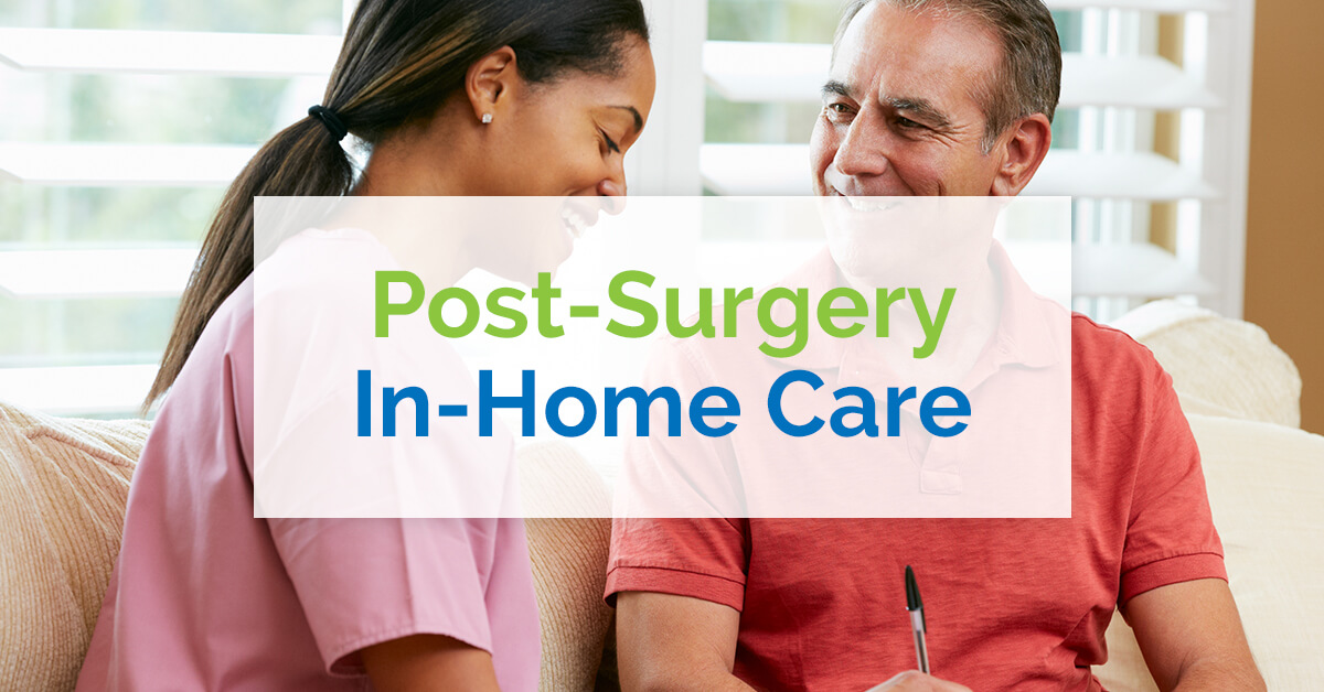 Post-Surgery Home Care - Get In-Home Care Services In Fairfax ...