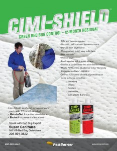 Bed Bug Prevention Seattle Cimi Shield Wa Bed Bug Spray 98101