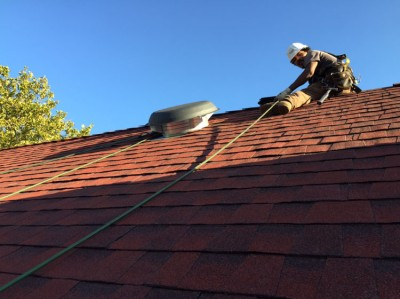 Roofing with Shingles