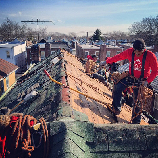 Sloped Roofing Repaitr in Queens, NY