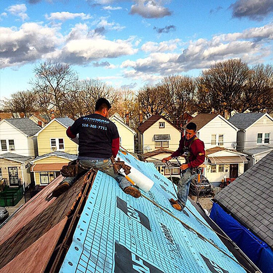 Low Sloped Roofing Queens