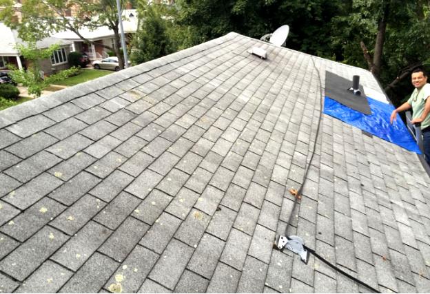 roof-installation