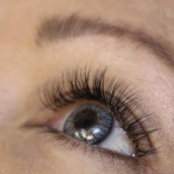 Thick eyelash tinting - Oasis By Plush