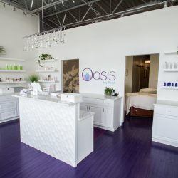 Our beauty salon in Columbus - Oasis By Plush