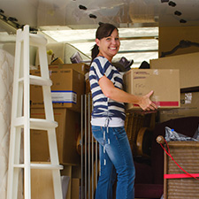 Professional movers provide safety for your belongings.