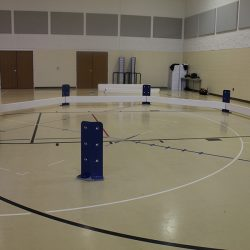 Gaga pit for gaga games- Octopit USA
