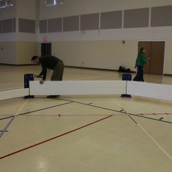 Octopit Gaga pit assembly for Gaga game