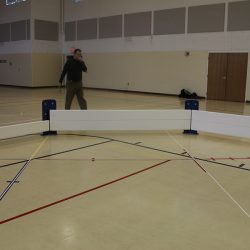 Gaga game Octopit gaga ball pit set up