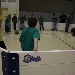 Octoball gaga games indoors
