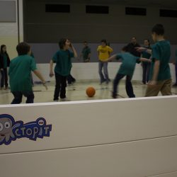 Octopit USA indoor gaga games