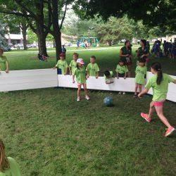 Octopit Gaga Ball outdoor kids play equipment