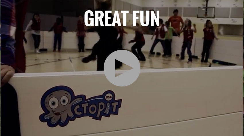Octoball gaga games