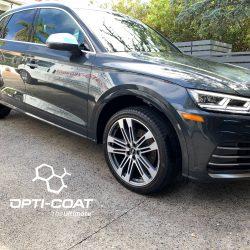2017 Audi Qs3 Optimum's Paint Guard
