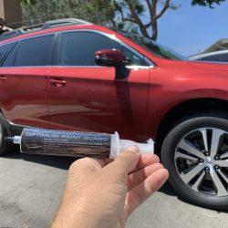 2017 Subaru Outback Optimum's Paint guard